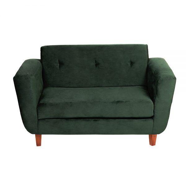 Living Agora Sofa 2 Cuerpos Sillones Verde 3