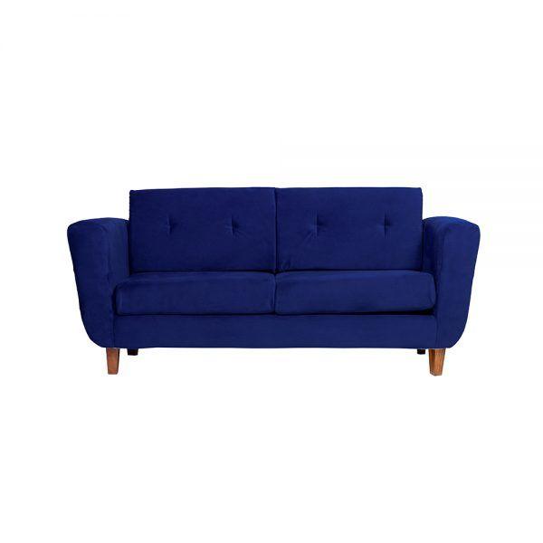 Living Agora Sofa 3 Cuerpos Sillones Azul 2