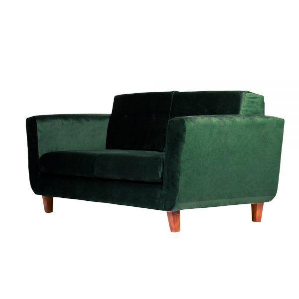 Living Agora Sofa 3 Cuerpos Sitiales Verde 4