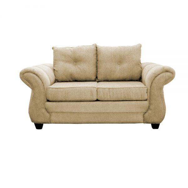 Living Bertolucci Sofa 2 Cuerpos 2 Poltronas Beige 2