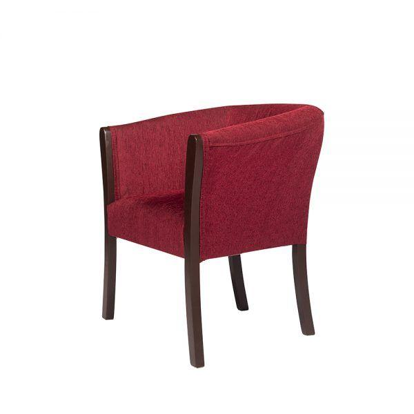 Living Bertolucci Sofa 2 Cuerpos 2 Poltronas Rojo 7