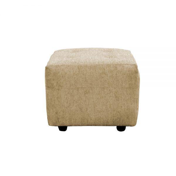 Living Bertolucci Sofa 2 Cuerpos 2 Pouf Beige 4