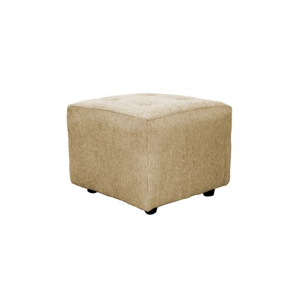 Living Bertolucci Sofa 2 Cuerpos 2 Pouf Beige 5