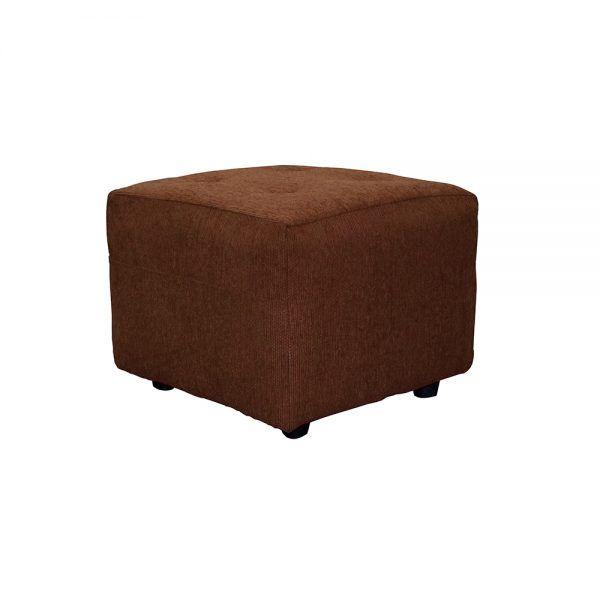 Living Bertolucci Sofa 2 Cuerpos 2 Pouf Cafe 4