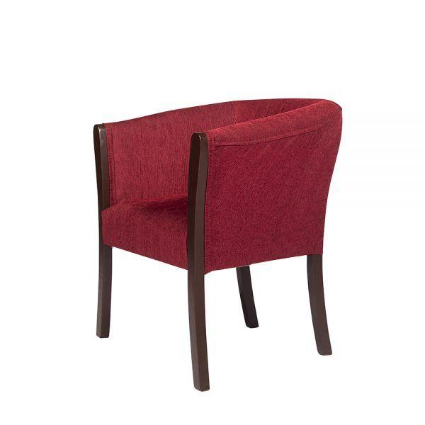 Living Bertolucci Sofa 3 Cuerpos 2 Poltronas Rojo 7