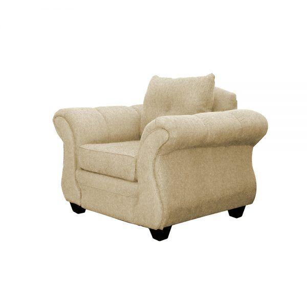 Living Bertolucci Sofa 3 Cuerpos 2 Sillones Beige 4