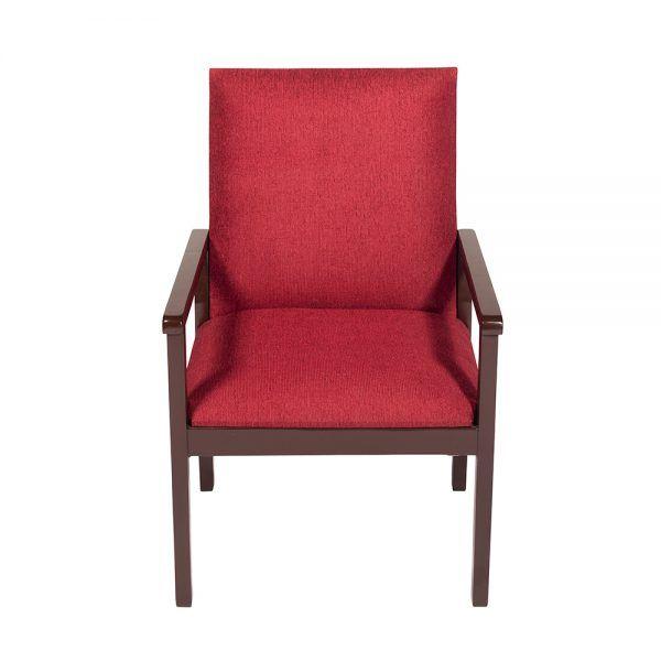 Living Candy Sofa 3 Cuerpos 2 Sitiales Rojo 6
