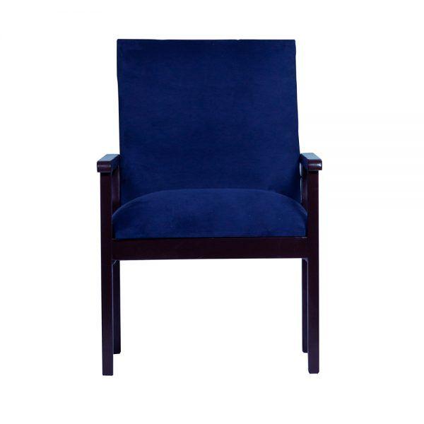 Living Delfos Sofa 2 Cuerpos Sitiales Azul 5