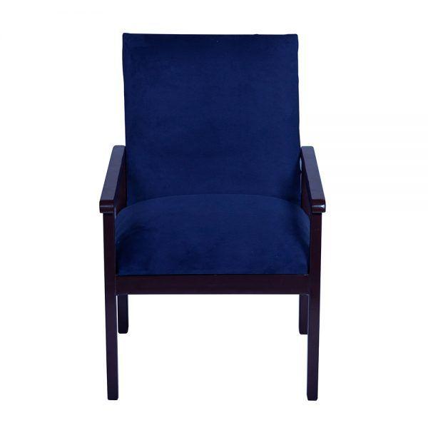 Living Delfos Sofa 2 Cuerpos Sitiales Azul 6