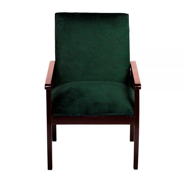 Living Delfos Sofa 2 Cuerpos Sitiales Verde 7