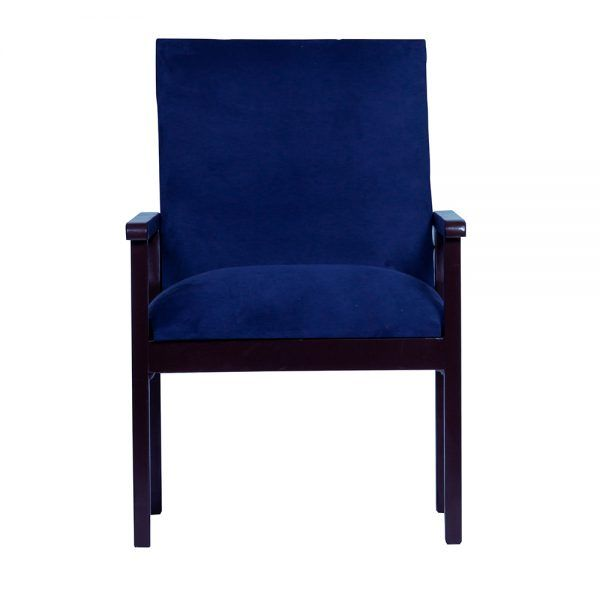 Living Delfos Sofa 3 Cuerpos Sitiales Azul 5