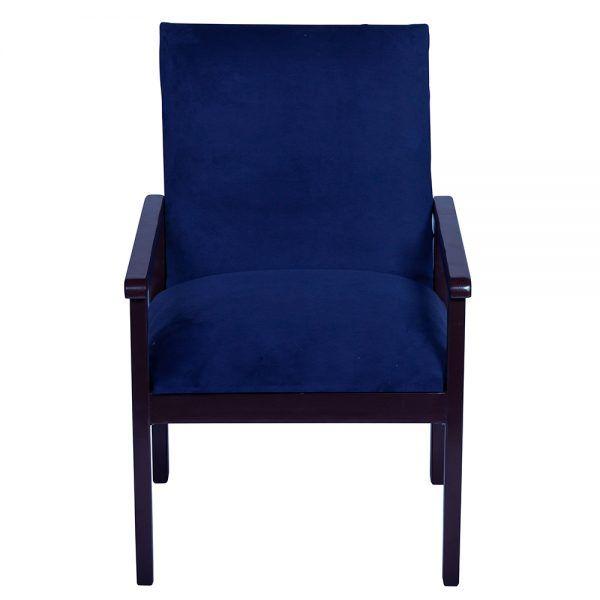 Living Delfos Sofa 3 Cuerpos Sitiales Azul 6