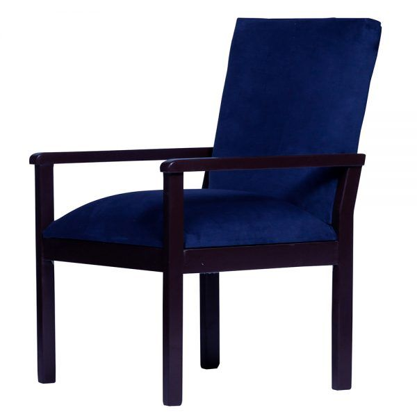 Living Delfos Sofa 3 Cuerpos Sitiales Azul 7