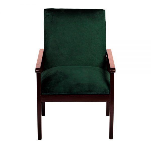 Living Delfos Sofa 3 Cuerpos Sitiales Verde 7