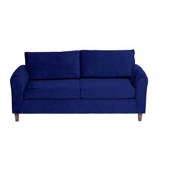 Living Delfos Sofa 3 Cuerpos Sofa 2 Cuerpos Azul 3