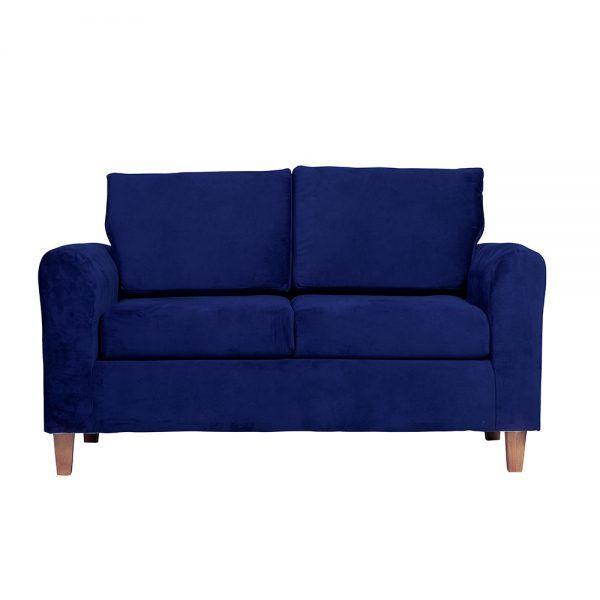 Living Delfos Sofa 3 Cuerpos Sofa 2 Cuerpos Azul 5