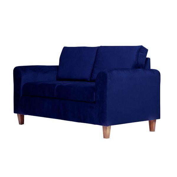 Living Delfos Sofa 3 Cuerpos Sofa 2 Cuerpos Azul 7
