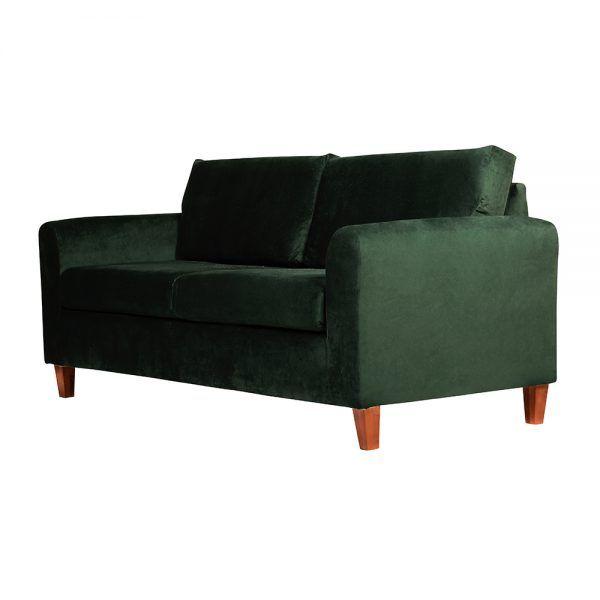 Living Delfos Sofa 3 Cuerpos Sofa 2 Cuerpos Verde 4