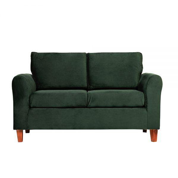 Living Delfos Sofa 3 Cuerpos Sofa 2 Cuerpos Verde 5
