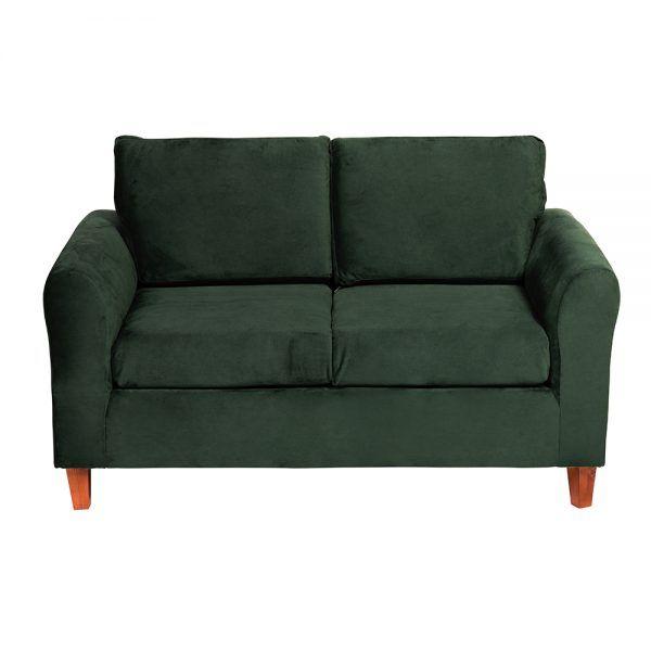 Living Delfos Sofa 3 Cuerpos Sofa 2 Cuerpos Verde 6