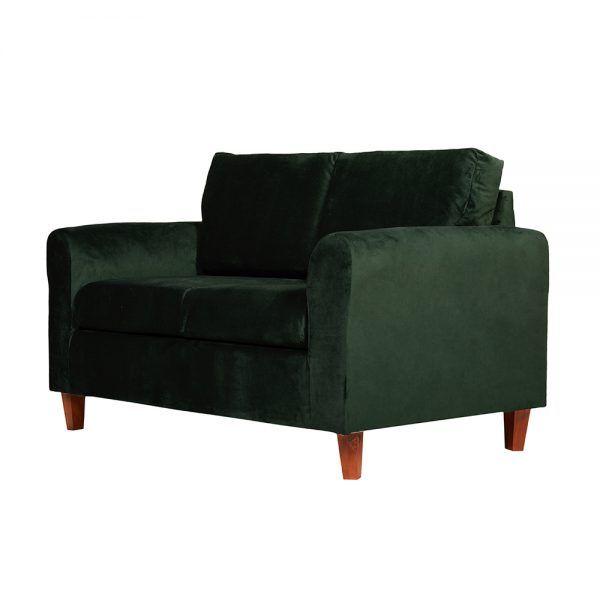 Living Delfos Sofa 3 Cuerpos Sofa 2 Cuerpos Verde 7