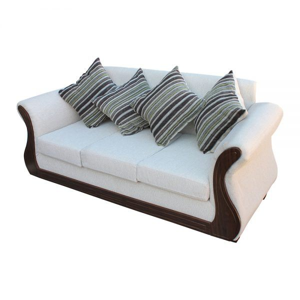 Living Facundo Sofa 3 Cuerpos 2 Sillones Beige 3