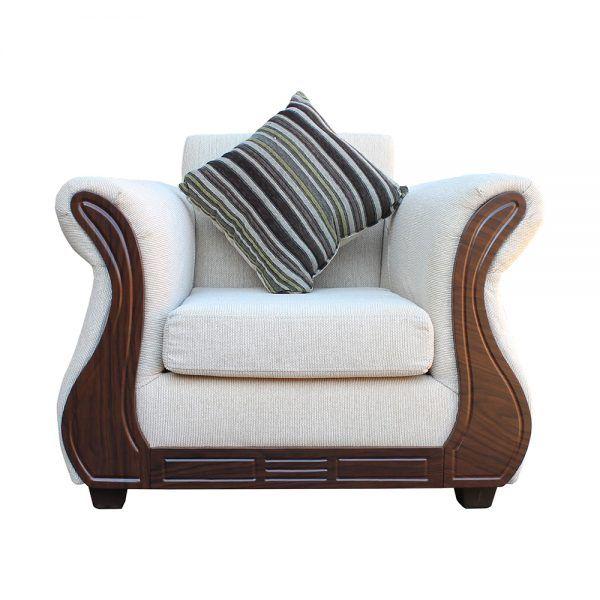 Living Facundo Sofa 3 Cuerpos 2 Sillones Beige 4