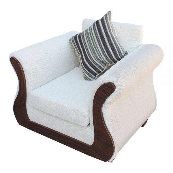 Living Facundo Sofa 3 Cuerpos 2 Sillones Beige 5