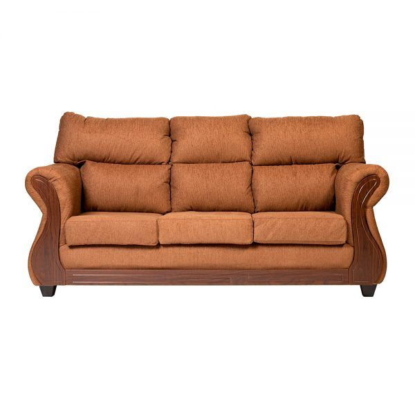 Living Galileo Sofa 3 Cuerpos 2 Sillones Cafe 2