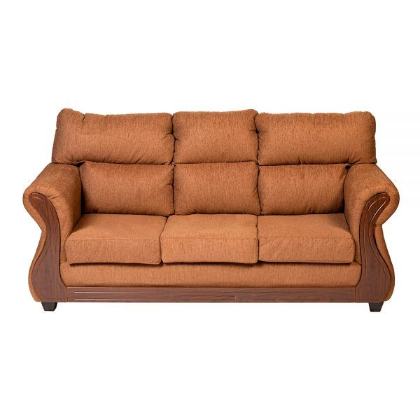 Living Galileo Sofa 3 Cuerpos 2 Sillones Cafe 3
