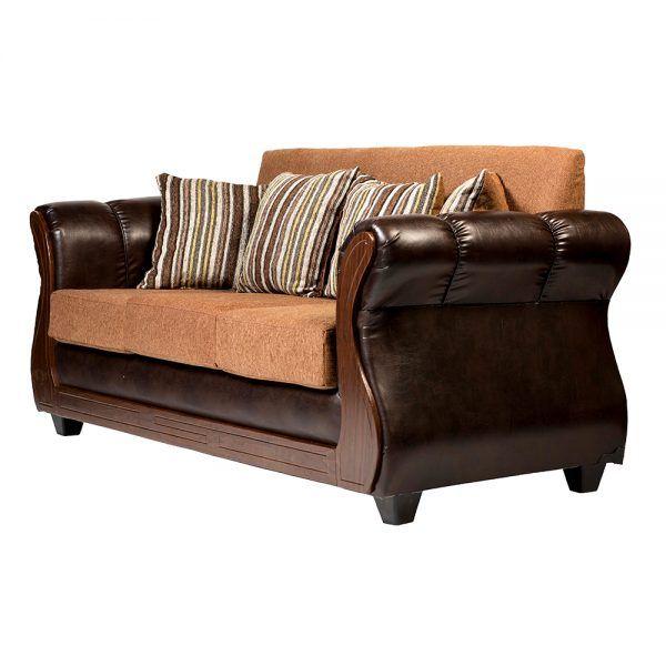 Living Homero Sofa 3 Cuerpos 2 Sillones Cafe 4