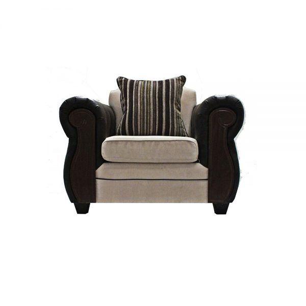 Living London Sofa 3 Cuerpos 2 Sillones Beige 4