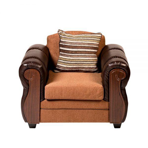 Living London Sofa 3 Cuerpos 2 Sillones Cafe 6