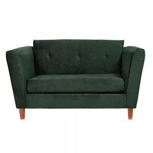 Living Miconos Sofa 2 Cuerpos Sillones Verde 2