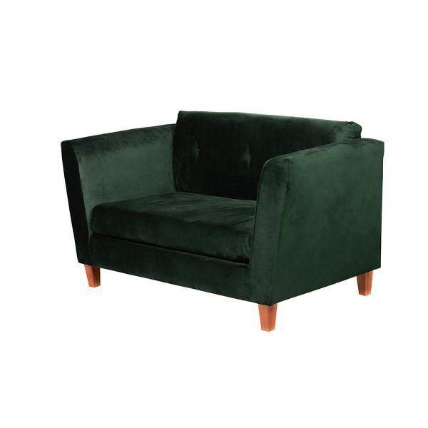 Living Miconos Sofa 2 Cuerpos Sitiales Verde 4