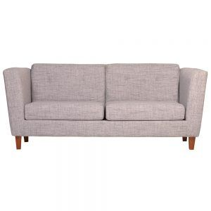Living Miconos Sofa 3 Cuerpos 2 Sitiales Gris 2