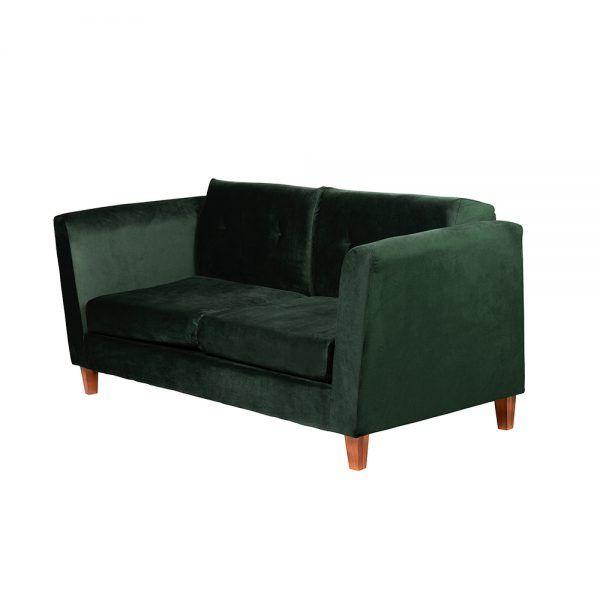 Living Miconos Sofa 3 Cuerpos Sillones Verde 3