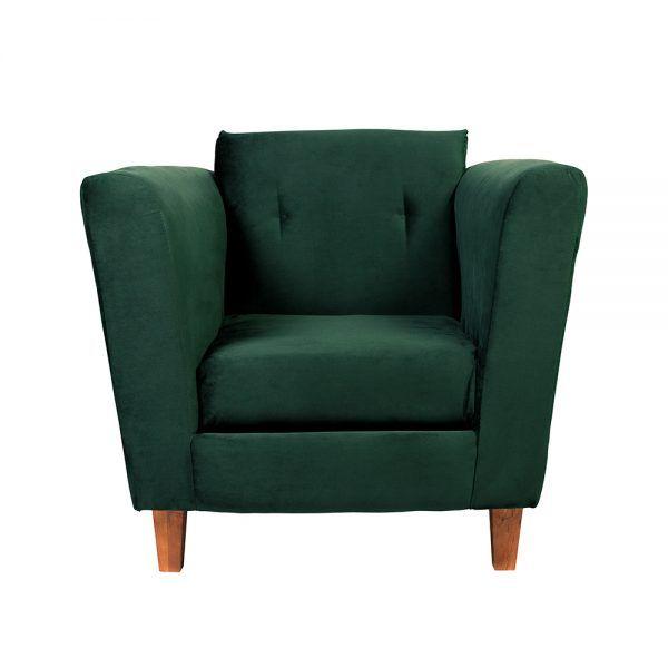 Living Miconos Sofa 3 Cuerpos Sillones Verde 5