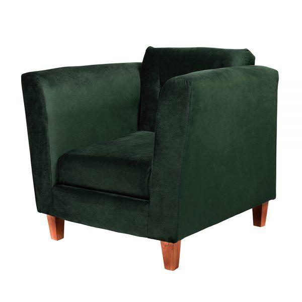 Living Miconos Sofa 3 Cuerpos Sillones Verde 7