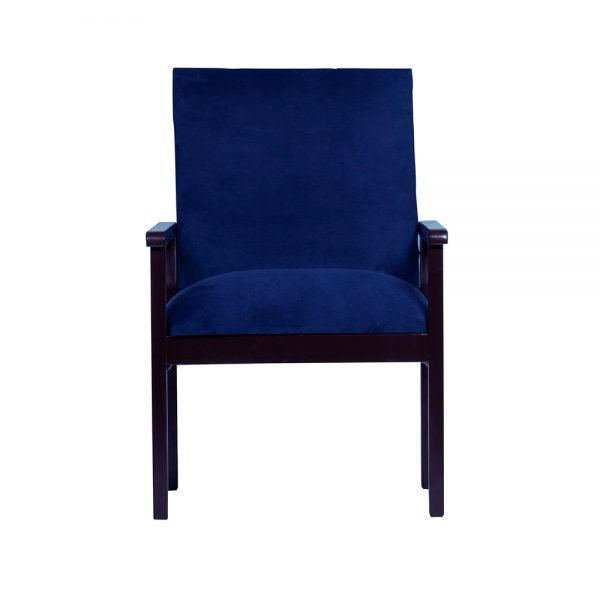 Living Naxos Sofa 2 Cuerpos Sitiales Azul 5
