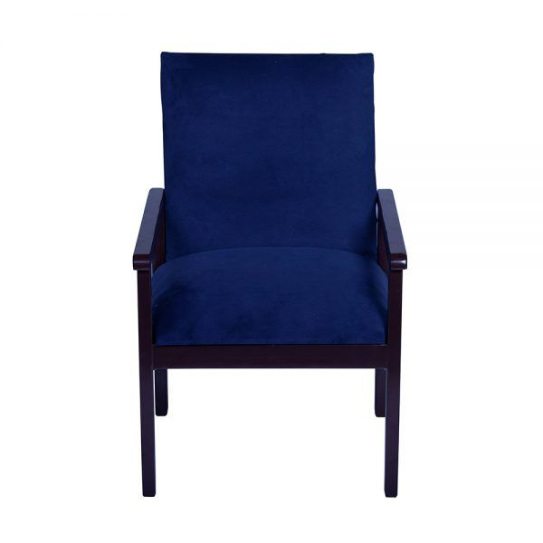 Living Naxos Sofa 2 Cuerpos Sitiales Azul 6