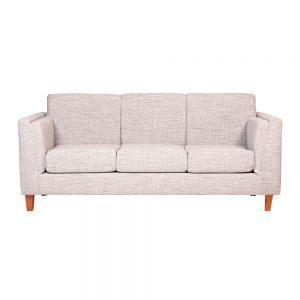 Living Parnaso Sofa 3 Cuerpos Sofa 2 Cuerpos Gris 2
