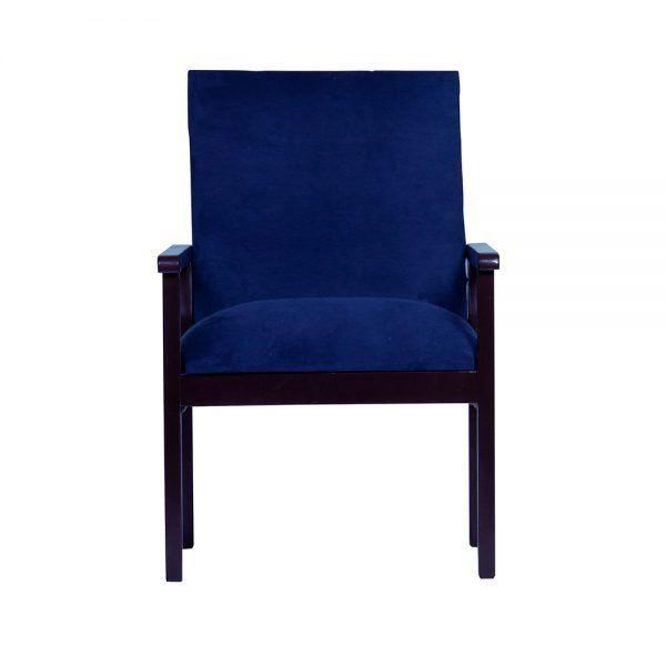 Living Rodas Sofa 2 Cuerpos Sitiales Azul 5