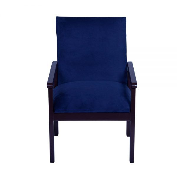 Living Rodas Sofa 2 Cuerpos Sitiales Azul 6