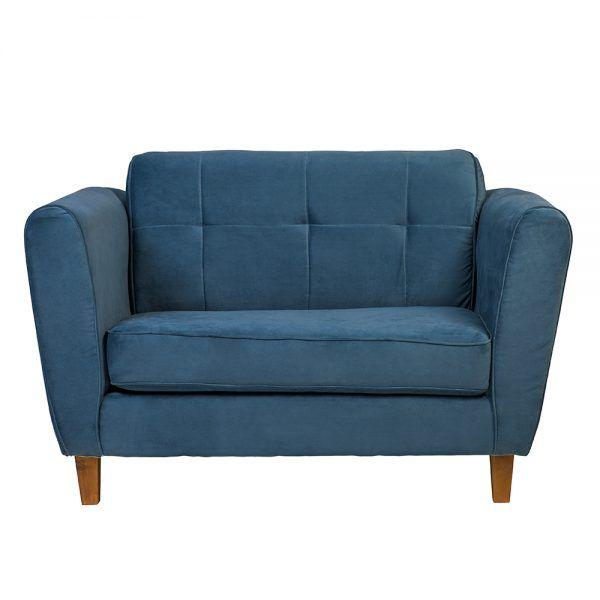 Living Rodas Sofa 2 Cuerpos Sitiales Petroleo 2