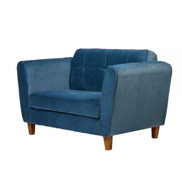 Living Rodas Sofa 2 Cuerpos Sitiales Petroleo 4