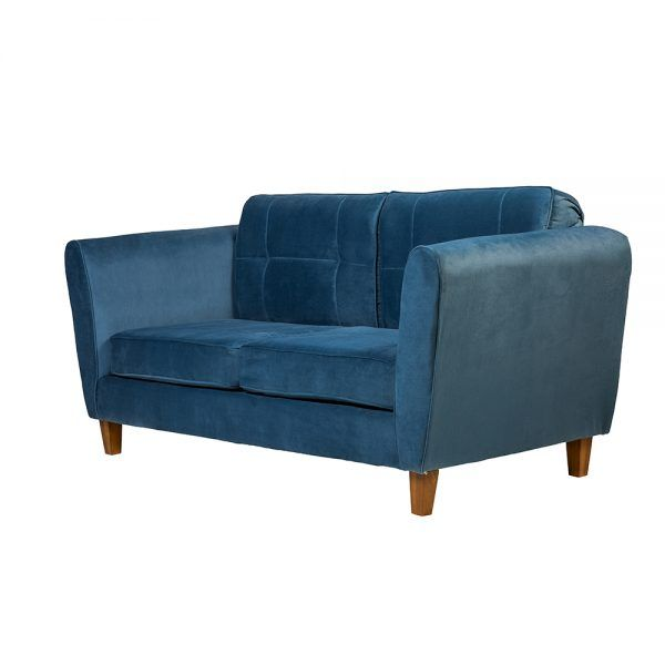 Living Rodas Sofa 3 Cuerpos Sillones Petroleo 4
