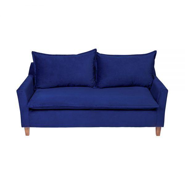 Living Santorini Sofa 3 Cuerpos Sillones Azul 3
