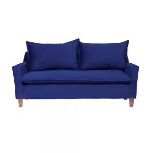 Living Santorini Sofa 3 Cuerpos Sitiales Azul 2