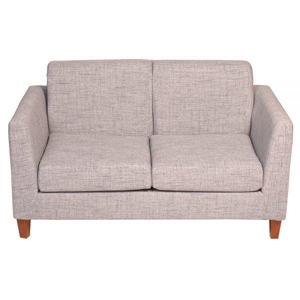 Living Zante Sofa 2 Cuerpos 2 Sillones Gris 3
